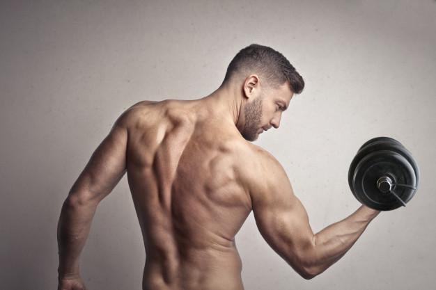 homem-halteres-biceps-emagrecimento-massa-magra-via-formula